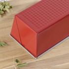 Форма для выпечки Доляна «Джоанна. Хлеб», 26×11,6×8 см, антипригарное покрытие, цвет МИКС - Фото 3