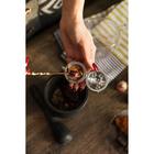 Ситечко для чая Доляна «Ёлочка», 4,5 см, на цепочке - Фото 6