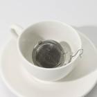 Ситечко для чая Доляна «Ёлочка», 4,5 см, на цепочке - Фото 4