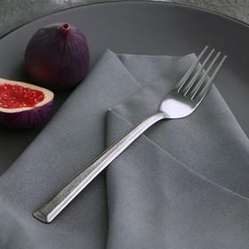 Вилка столовая Доляна «Пулкин», 19,8 см, толщина 1,2 мм