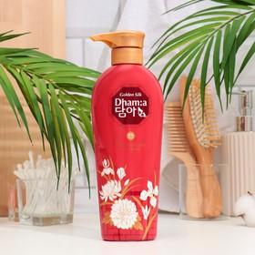 Шампунь для волос CJ Lion Dhama, увлажняющий, для нормальных волос, 400 мл