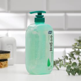 Средство для мытья посуды CJ Lion Chamgreen Pure Fermentation «Растительные ферменты», 720 мл