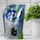 Средство для мытья посуды CJ Lion Chamgreen «Древесный уголь», 1200 мл