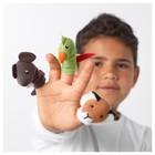 Набор кукол на пальцы ТИТТА ДЬЮР, 10 шт., МИКС - Фото 2