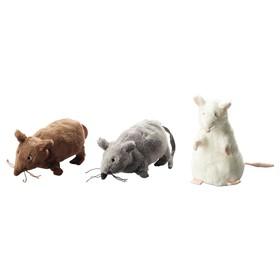 Мягкая игрушка «Мышонок» ГОСИГ МУС, цвет МИКС