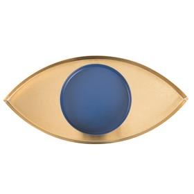 Органайзер для мелочей the eye золотой-синий