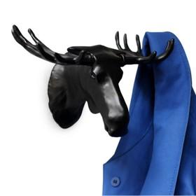 Вешалка moose черная