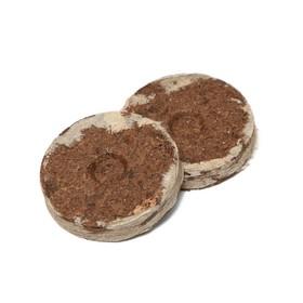 Таблетки торфяные, d = 3,6 см, набор 10 шт., «3D ГЕРА Универсальные Почвотабс» Ош