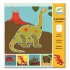 Набор трафаретов «Динозавры»