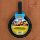 Сковорода порционная 14,5 см, с чугунной ручкой - Фото 4