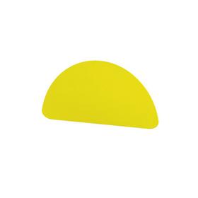 Декоративный элемент для серии товаров Luxia, желтый, FBS Ош