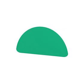 Декоративный элемент для серии товаров Luxia, зеленый, FBS Ош