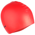 Шапочка для плавания силиконовая METAL Red M0535 05 0 05W