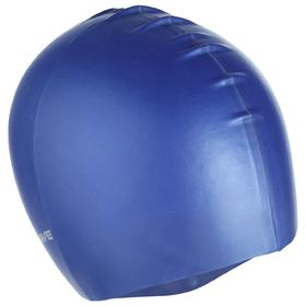 Шапочка для плавания силиконовая METAL, M0535 05 0 22W, синий