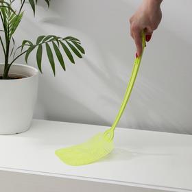 Мухобойка «Орхидея», 45×12.5 см, цвет МИКС Ош