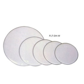 "Пластик для барабана Fleet FLT-DH-W-16 16"", белый"
