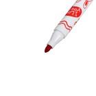 Фломастеры, 12 цветов, толстые, с печатью, вентилируемый колпачок, МИКС - Фото 4