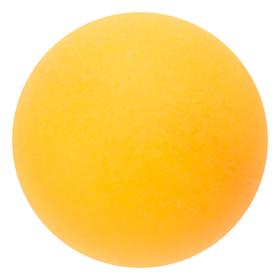 Мяч для настольного тенниса 40 мм, цвет оранжевый Ош
