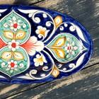 Селедочница Риштанская Керамика 24см микс - Фото 9