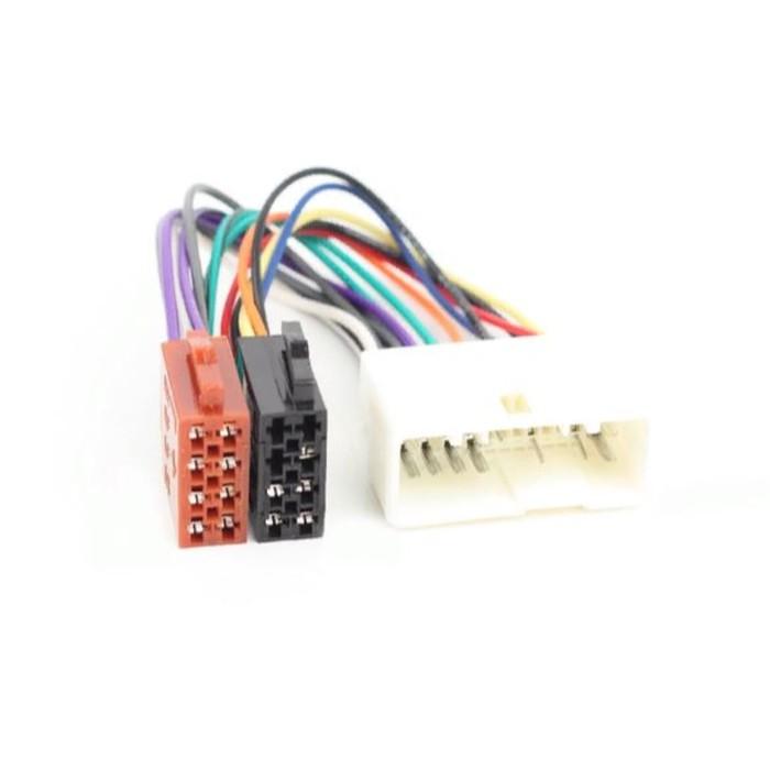 ISO-переходник ACV AD12-1511, Hyundai/Kia 05+ ISO-OEM