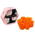 """Мыльные лепестки в коробке """"Самой любимой бабушке!"""", 7 шт."""