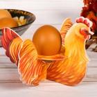 Подставка пасхальная на 1 яйцо «Петушок»