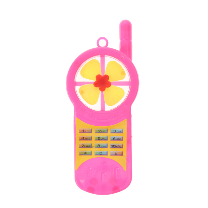 Ветерок Телефон, цвета МИКС