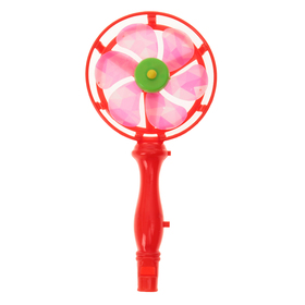 Ветерок «Крутыш», со свистком, цвета МИКС