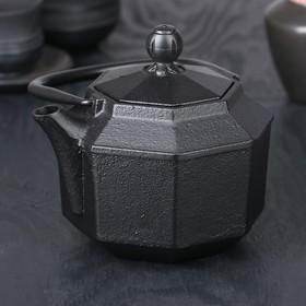 Чайник с ситом 800 мл «Aманжол» Ош
