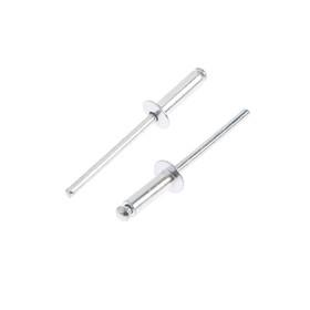 Заклёпки вытяжные TUNDRA krep, алюминий-сталь, 4 х 14 мм, в пакете 50 шт. Ош