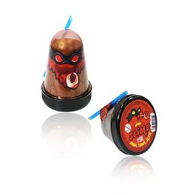Лизун Slime Ninja с ароматом шоколада, 130 г