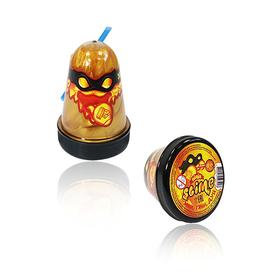 Лизун Slime Ninja, золотой, 130 г