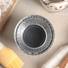 Алюминиевая форма для маффинов, 135 мл, 8,5×8,5×4 см, 150 шт/уп - Фото 2