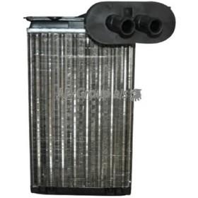 Радиатор отопителя  JP GROUP 1126300400 Ош