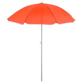 Зонт пляжный «Классика», d=150 cм, h=170 см, МИКС Ош