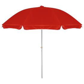 Зонт пляжный «Классика», d=260 cм, h=240 см, МИКС Ош