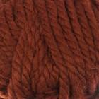 """Пряжа """"Alpine Maxi"""" 40% шерсть, 60% акрил 105м/250гр (663 коричневый)"""