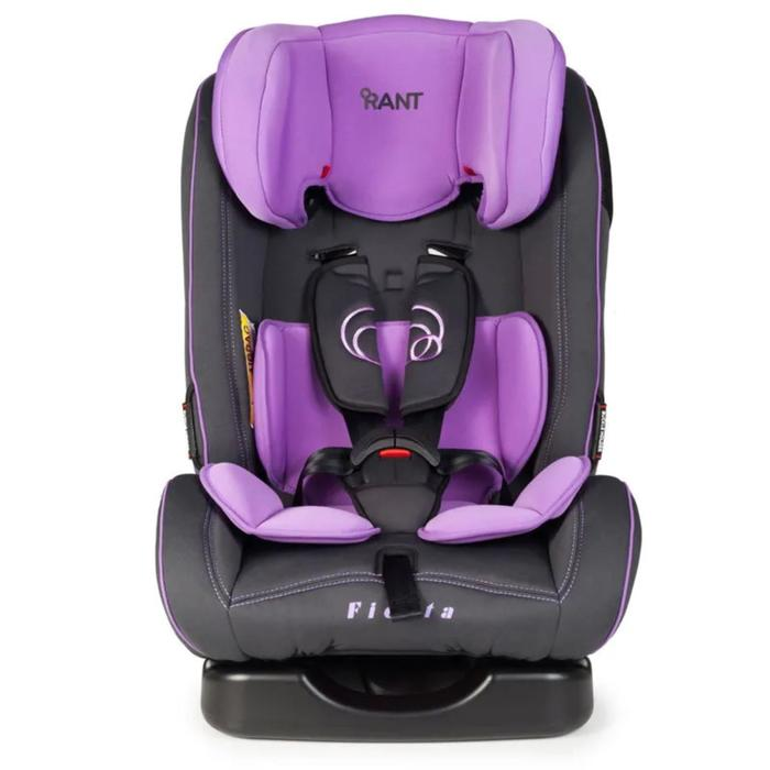 Автокресло Fiesta, группа 0-1-2 (0-25 кг), фиолетовый
