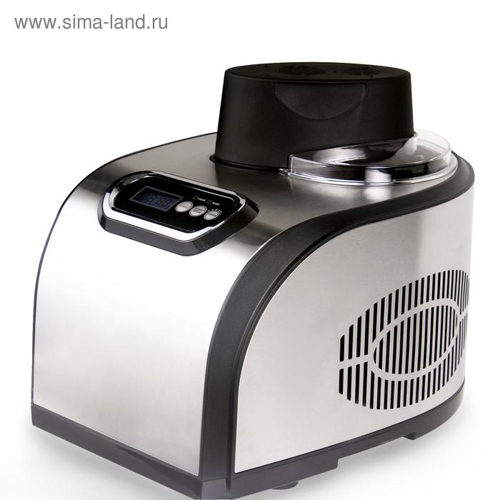 Фризер мороженого GASTRORAG ICM-1518, настольный, 1.5 л/ч, таймер, с антипригарным покрытием