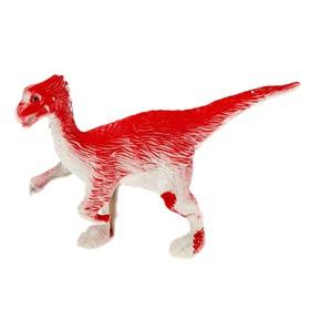 Фигурка динозавра «Загозавр», МИКС Ош
