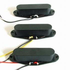 Звукосниматель Belcat BS-02Middle-BK  магнитный, сингл, средний, черный