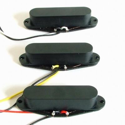 Звукосниматель Belcat BS-02Bridge-BK  магнитный, сингл, бриджевый, черный - Фото 1
