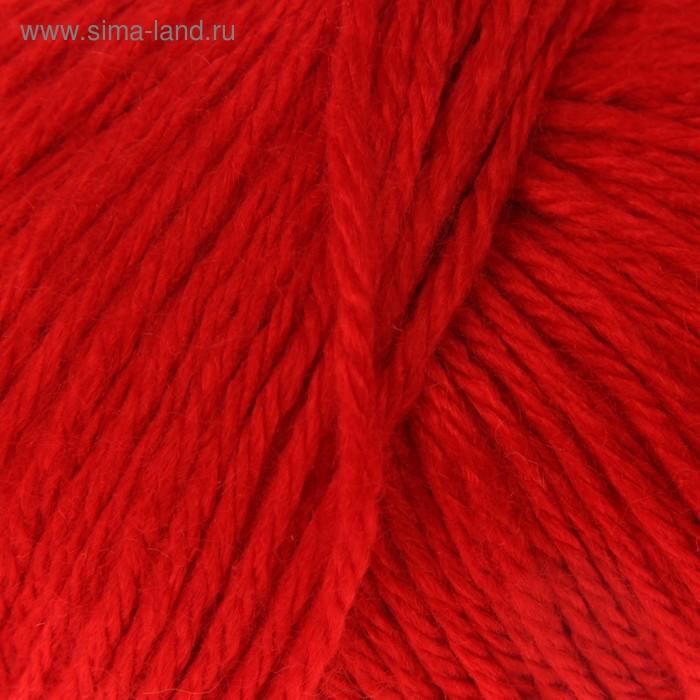 """Пряжа """"Baby Wool XL"""" 20% кашемир, 40% меринос. шерсть, 40% акрил 100м/50гр (811 красный)"""