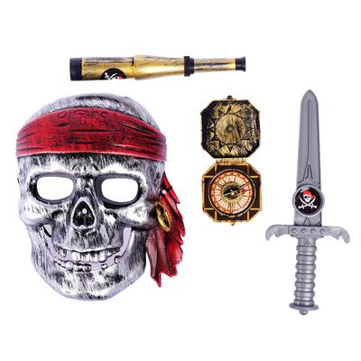 Набор пирата «Мертвец», 4 предмета
