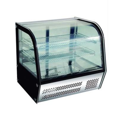 Витрина Gastrorag HTR100, 0 до +12°С, 100 л, черный