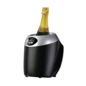 Охладитель бутылок Gastrorag JC8611, +8 до +17, черный