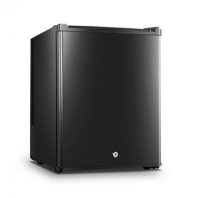 Холодильный шкаф GASTRORAG BCH-40BL, 40 л, от 0 до +8°С, No Frost, подсветка, чёрный