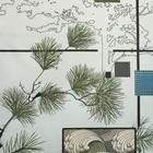 """Постельное бельё 1,5сп""""Традиция: Окинава"""", 147х217 см, 150х220 см, 70х70 см - 2 шт - Фото 2"""
