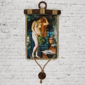 Сувенир свиток 'Баня Венера' Ош