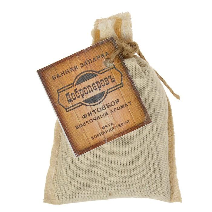 Запарка фитосбор Восточный аромат мята, кориандр, укроп, 30гр